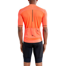 Craft Aero Pack Kurzarm Trikot Herren shock